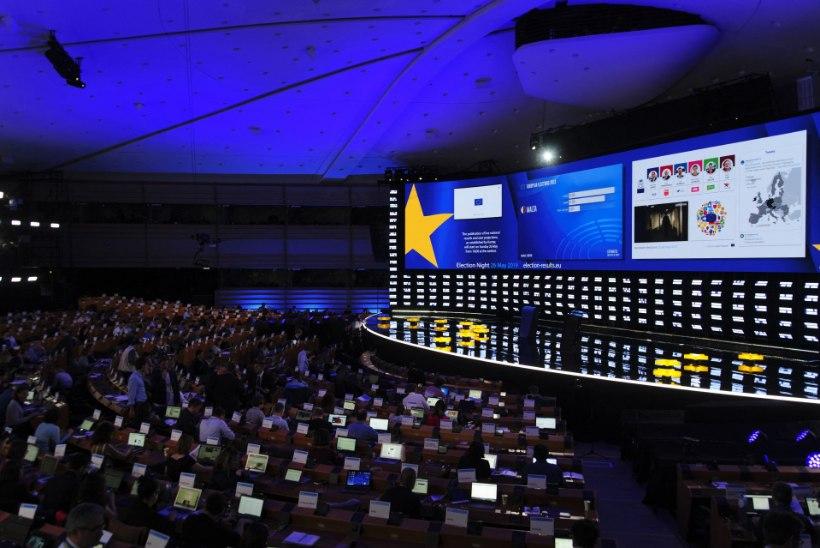 TULEMUSED EUROOPAS: tsentristlikud fraktsioonid kaotasid kohti