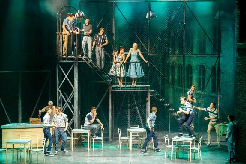 """Lauri Liiv  värskest """"West Side Story"""" lavastusest: """"Meie lauljad ja tantsijad on Broadway tasemel."""""""