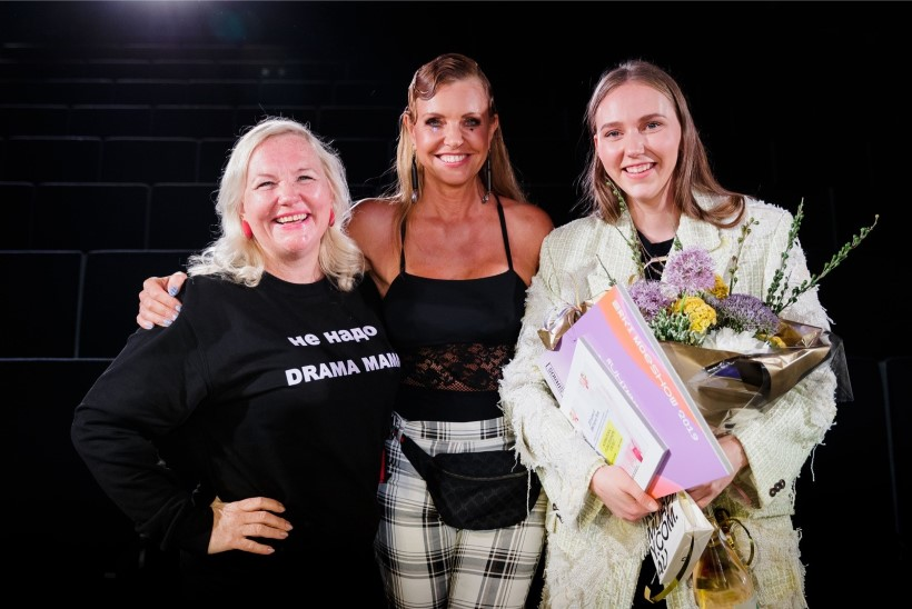 ÕL TV | ERKI Moeshow võitja Katrin Aasmaa suurim piitsutaja on olnud Drama Mama