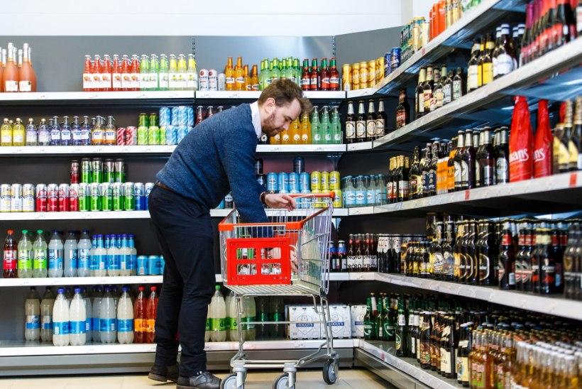 Uuring: eestlased joovad vähem viina, aga rohkem veini
