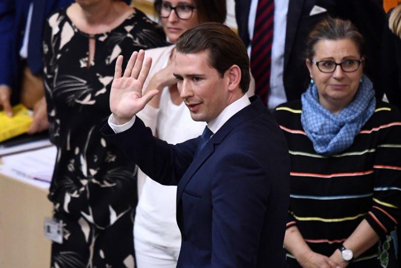 Austria Wunderkind jääb ametist ilma