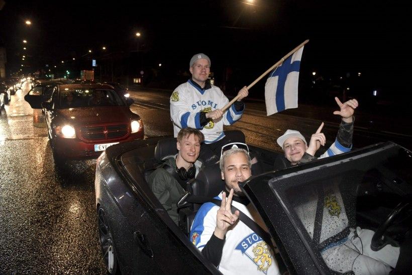 ÕL HELSINGIS | Blogi: meie kõigi võit, väikeste rahvaste võit!