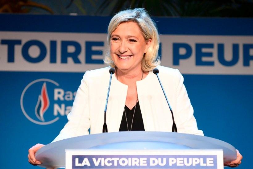 EUROOPA VALIS POPULISTE: võidu üle rõõmustavad Salvini, Le Pen, Farage ja Orban