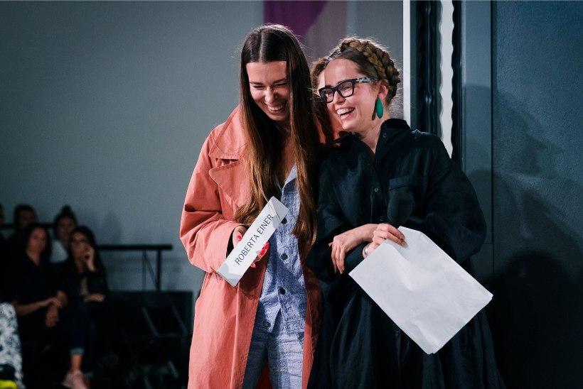 ERKI MOESHOW 2019 | Vogue'i esindajale avaldas muljet noor moedisainer ajateenistuse vastase kollektsiooniga