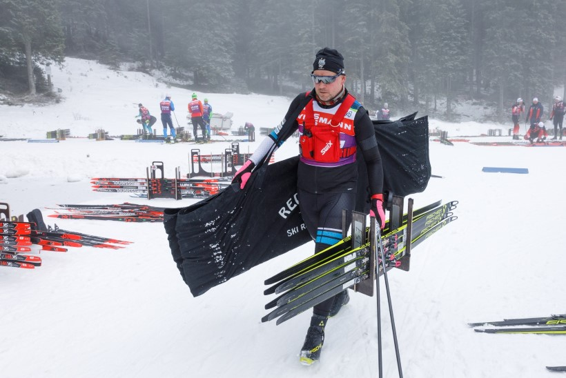 Mäkäräineni määrdetiimi juhiks saav eestlane: soomlased saavad usu tagasi, Kaisa hakkab uuesti medaleid võitma