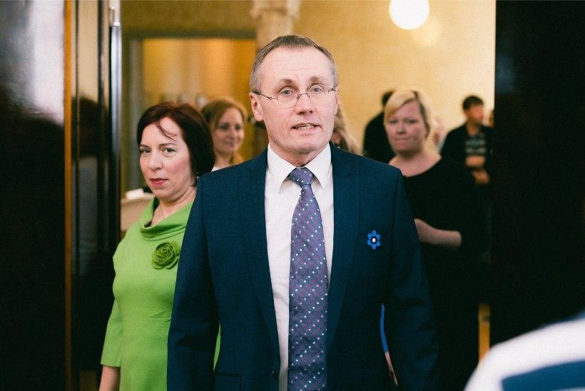 Minister Tõnis Lukas: muudatused eelarves ei luba kultuuritöötajate palkasid samas tempos tõsta