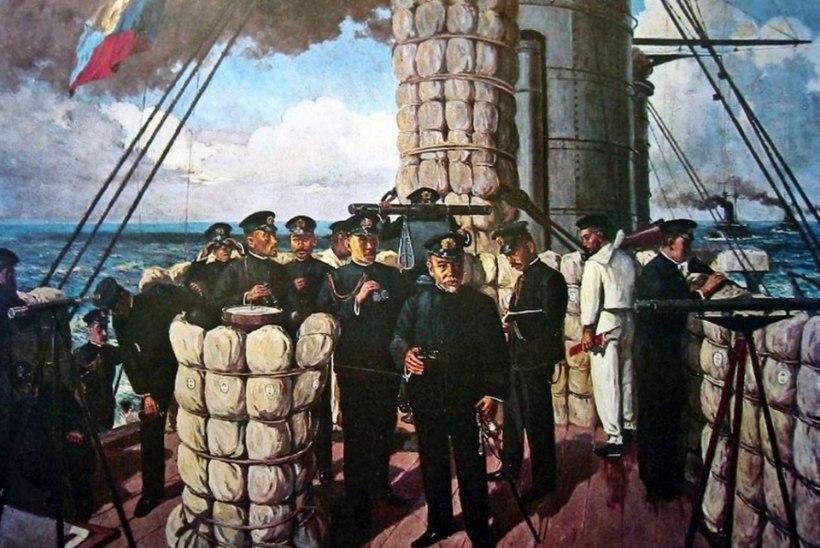 MINEVIKUHETK | 28. mai: Tsushima merelahing lõpetas Vene-Jaapani sõja