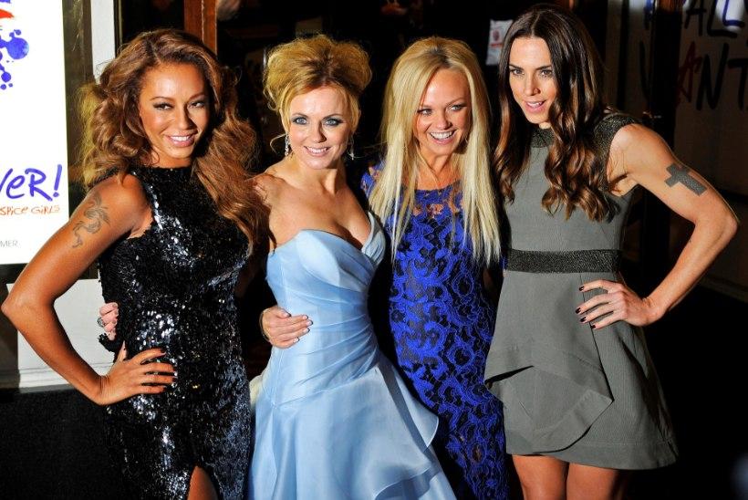 Spice Girlsi turneed kimbutavad heliprobleemid