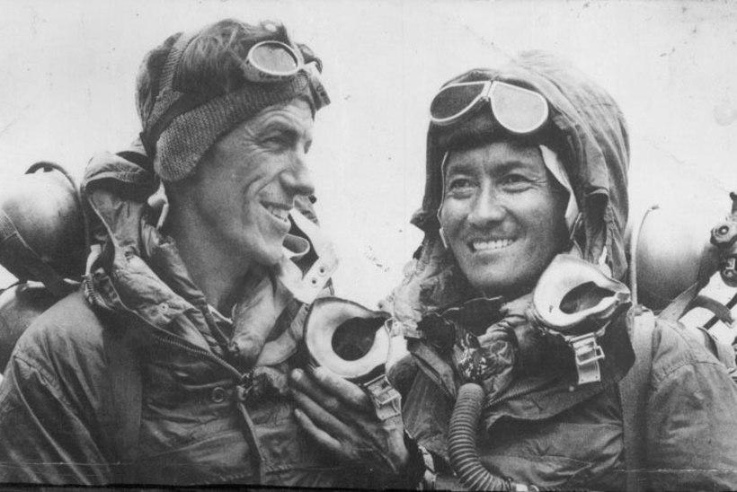 MINEVIKUHETK | 29. mai: esimesed alpinistid vallutasid Mount Everesti tipu