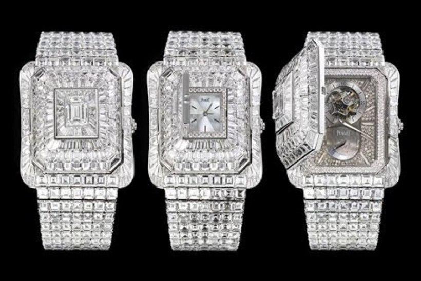 Топ-10 самых дорогих наручных часов в мире