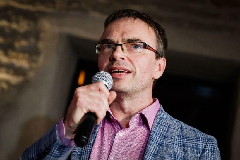 Sven Mikser otsustas europarlamendi kasuks ega kandideeri enam sotside esimeheks