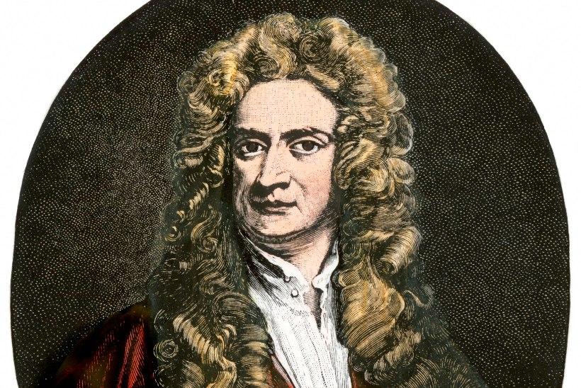 PÄEVA KASUTU FAKT | Isaac Newton ähvardas oma kasuisa põlema pista