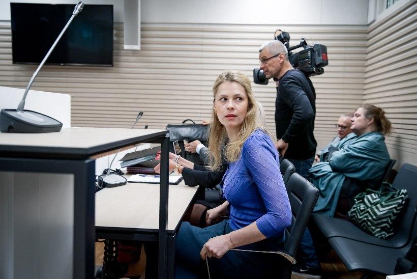 MAI PILDIS | Kristi Nilov pidas uhked pulmad, Katrin Lust istus kohtupinki, EKRE kutsus külla Marine Le Peni