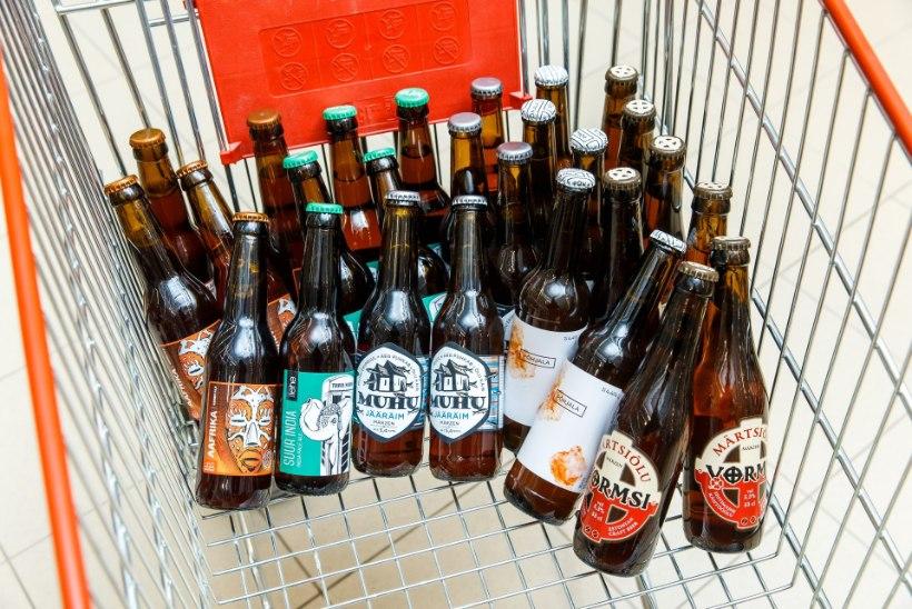 Kaupmehed aktsiisist: langetame alkoholi hinda esimesel võimalusel