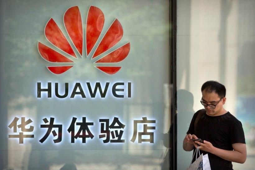 Huawei ootab, et USA muudaks oma lähenemisviisi küberjulgeolekule