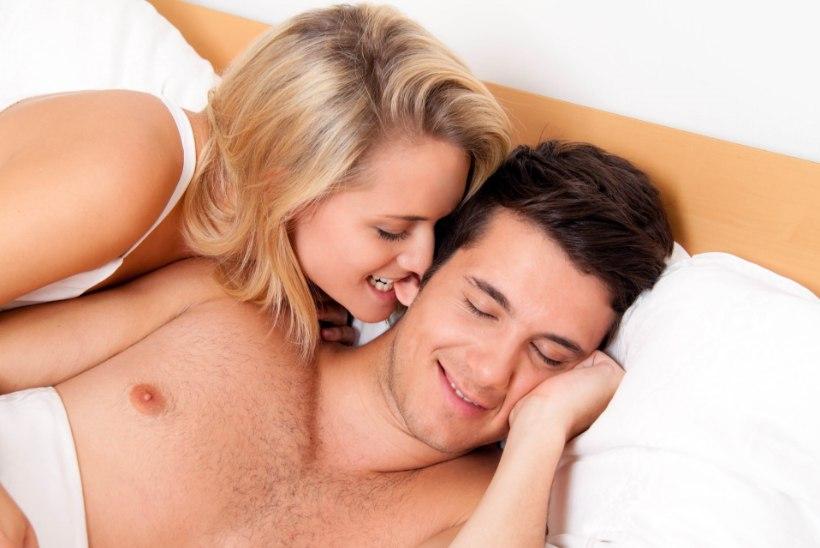 TUULUTA INTIIMPIIRKONDA! 5 põhjust, miks peaksid magama alasti