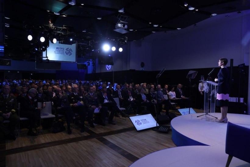 President Kaljulaid: rahvusvahelised õigused on küberruumis sama olulised kui tavaelus