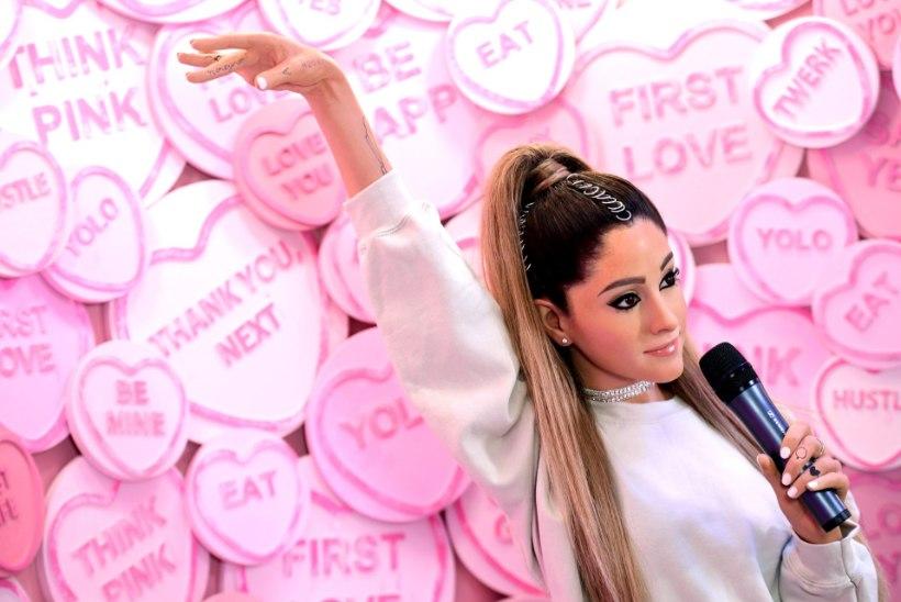 Ariana Grande pole oma vahakujust sugugi vaimustuses