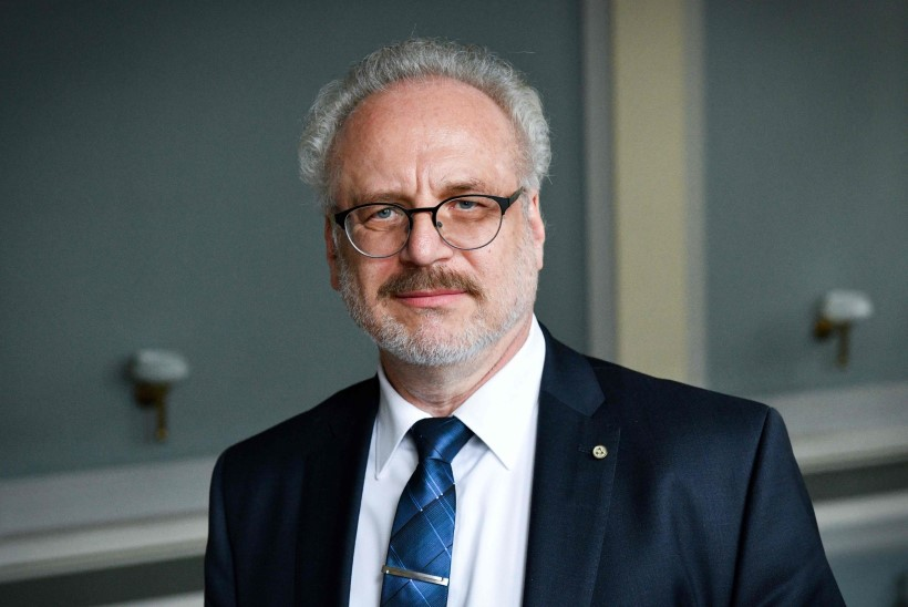 Läti seim valis riigi uueks presidendiks kohtunik Egils Levitsi