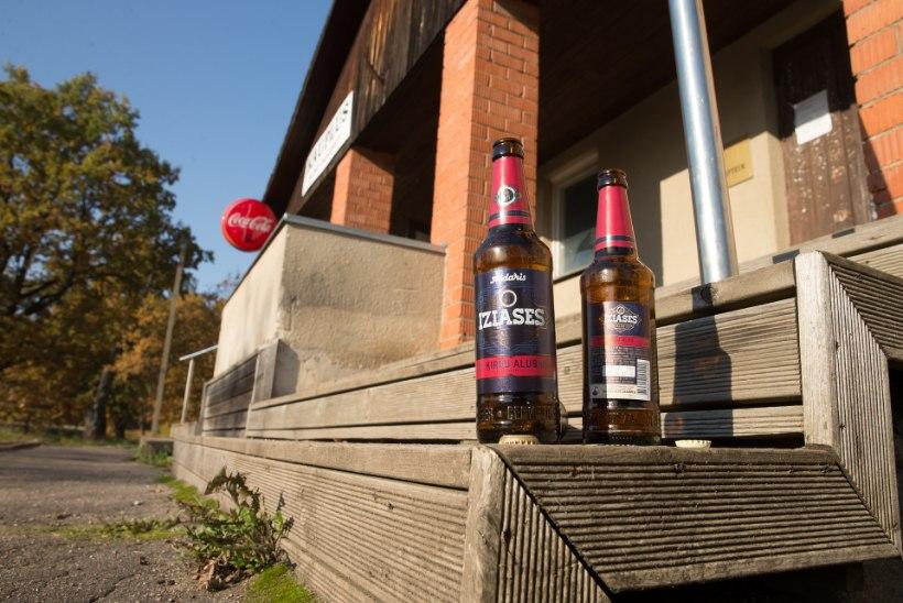 KÜLAMEHED: Lätti on rada sisse sõidetud, vähemalt sel aastal käime viina järel edasi Valkas!
