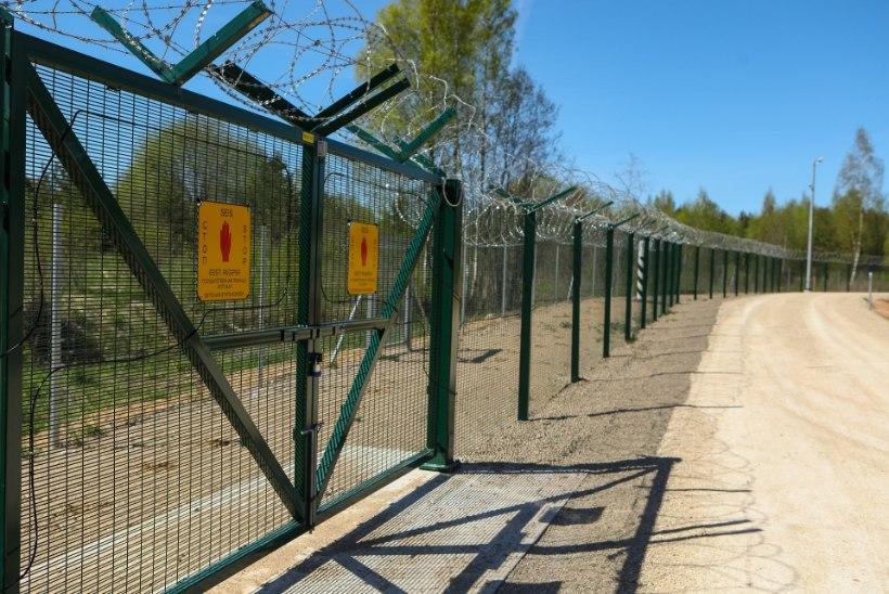 IDAPIIR ON LIIGA KALLIS | Siseministeeriumi vastus etteheitele: me ei ehita piiri aastaks, vaid aastakümneteks