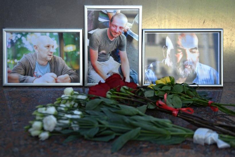 RAHVUSVAHELINE MEEDIAVABADUSE PÄEV: möödunud aasta oli ajakirjanike jaoks ohvriterohke