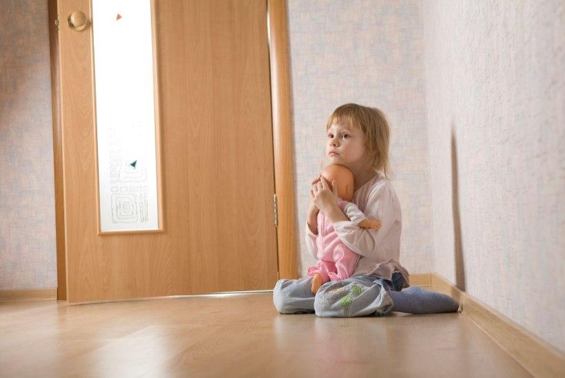 UNUSTATUD OHVRID: märkame ja aitame lähisuhtevägivalla tõttu kannatanud lapsi