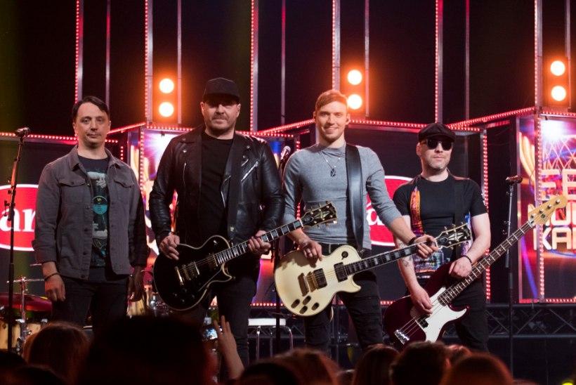 """""""Eesti muusika karika"""" poolfinaalis The Swingersiga vastamisi astuv Shanon: me pole bändiproovi teinud 7–8 aastat"""