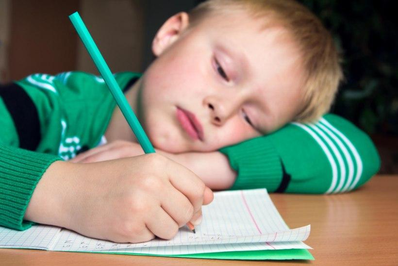 KUS PEAKS ÕPPIMA TEISTMOODI LAPS? Kergekäeline suunamine erikooli on ohtlik tee