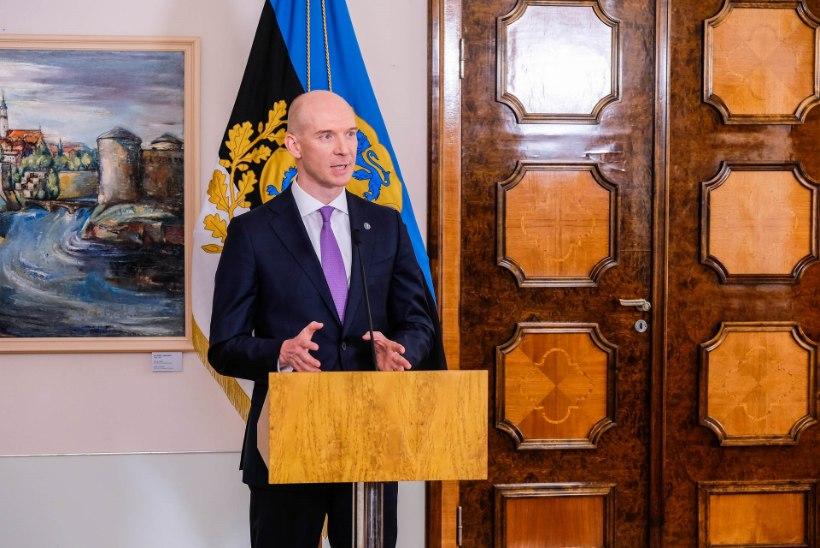FOTOD | Kaljulaid nimetas Eesti Panga presidendiks Madis Mülleri