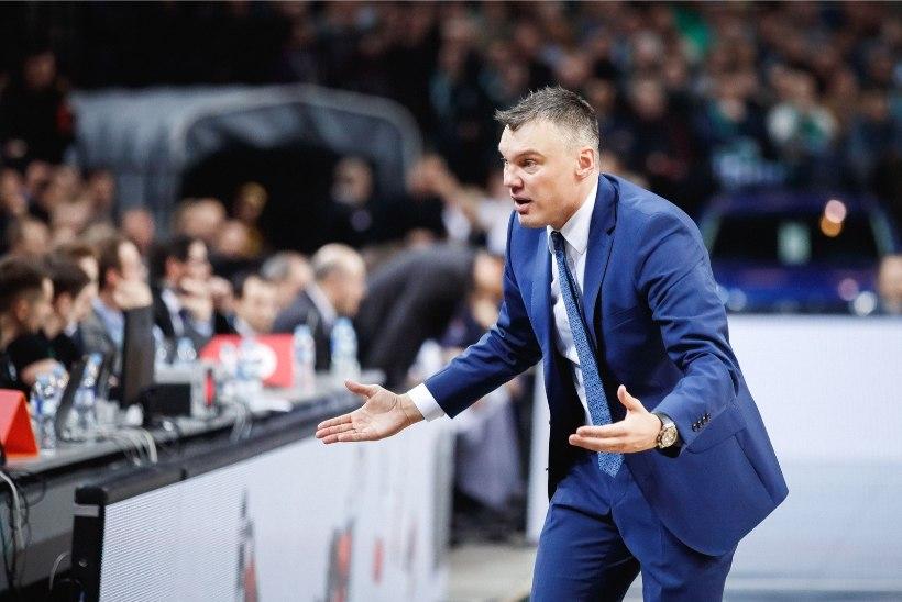 NBA klubid jahivad Jasikeviciust, aga leedulane rahustas Žalgirise fännid maha