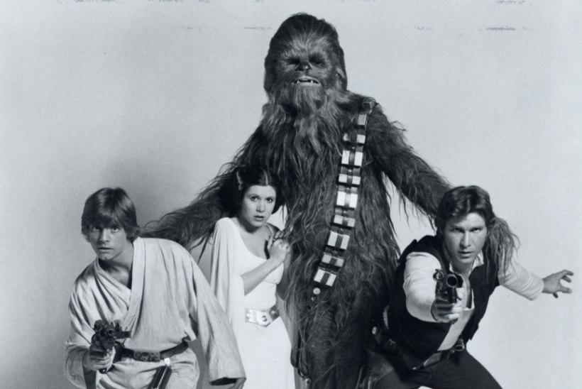 """Suri """"Tähesõdade"""" karvane kangelane: """"Peter pani Chewbacca rolli oma südame ja hinge."""""""