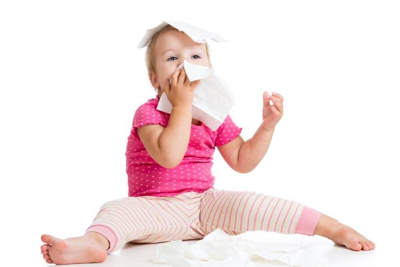 Ootamatu oht: allergia saatis väikelapse kiirabiga traumapunkti