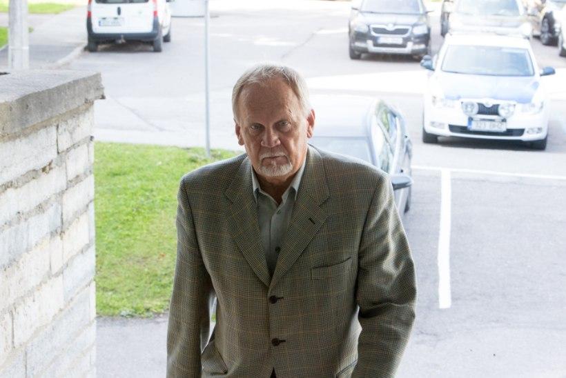 Õiguskantsler toetab Kalev Kallolt saadikupuutumatuse võtmist