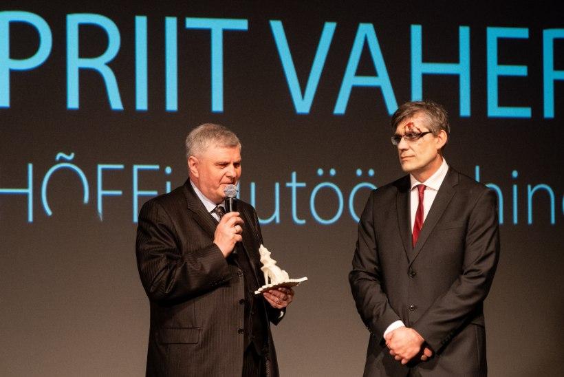 Filmikunstnik Priit Vaheri eredad elamused: pissiv režissöör ja ülevõõbatud Vene helikopter