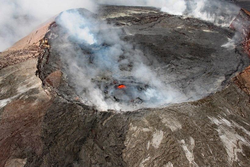 PAREMA VAATE NIMEL: vulkaani kukkunud mees jäi õnnekombel ellu