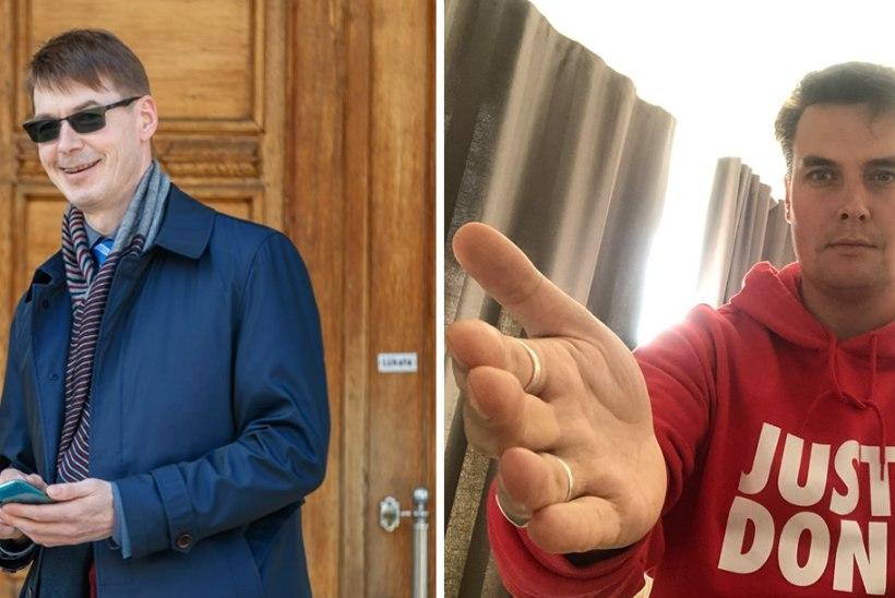 Sass Henno avalik kiri Marti Kuusikule: sinu käes on meie vägivallavaba tuleviku võti, keera lahti see lukustatud uks