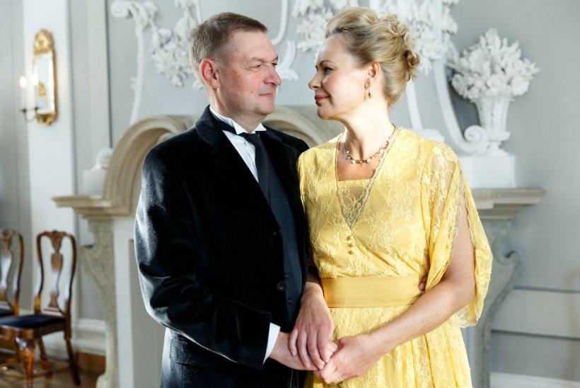 """Raivo E. Tamme ja Helena Merzin-Tamme perenali: """"Kui mina ei oleks Vanemuisesse tulnud, kas sa olekski siis vanatüdrukuks jäänud?"""""""
