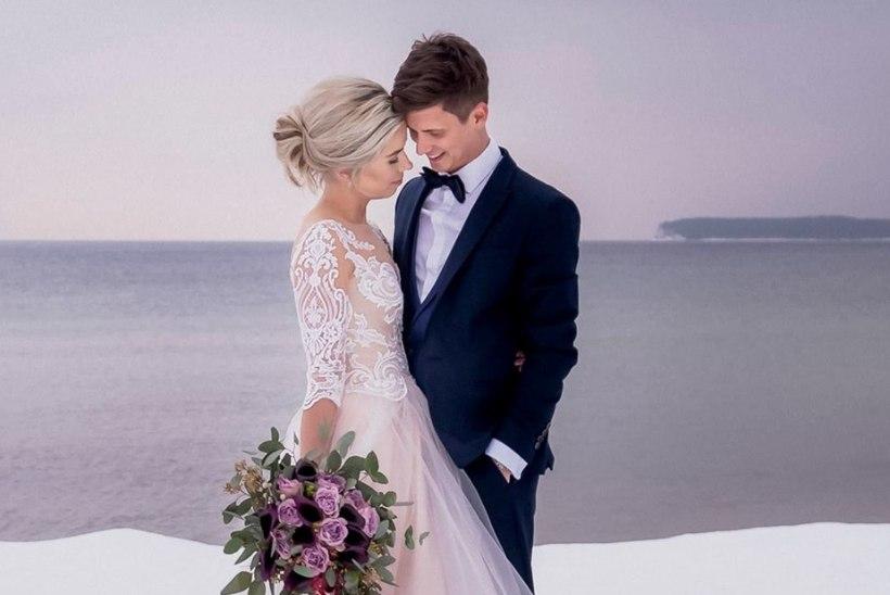"""HILISABIELLUJAD: """"Pärast kümmet koosoldud aastat tundsime, et aeg on abiellumiseks küps."""""""