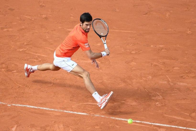 Pommide keskel üles kasvanud Novak Djokovic: omal veidral moel aitas sõda minust tšempioni vormida