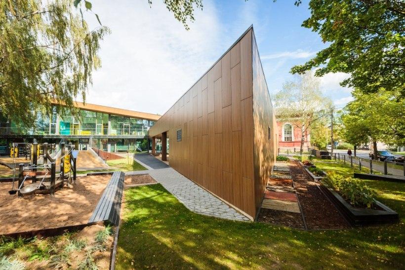 Arhitektuuripreemiatele esitati rekordarv töid
