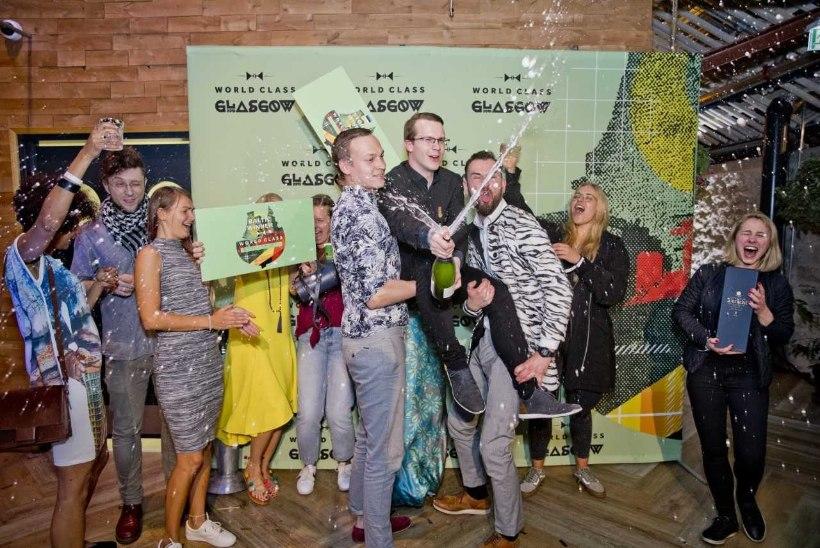 GALERII | Baltimaade parimana sõidab baarmenide maailmameistrivõistlustele Glasgow's Risto Säinas