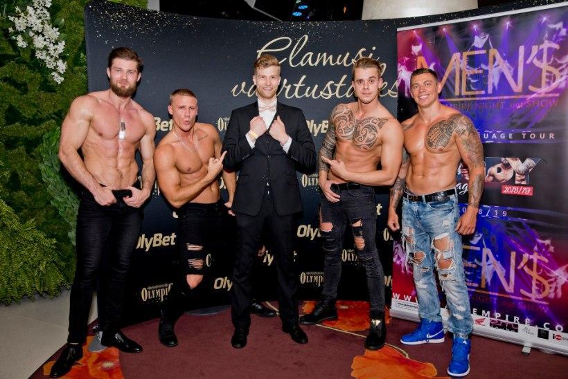 VALLATU PIDU | Tallinnas toimunud erootiline Male Empire Show meelitas kohale sadu naisi