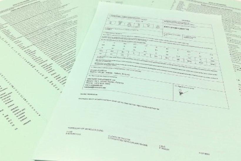 ROHELINE KAART: millal seda kindlustusdokumenti vaja läheb?