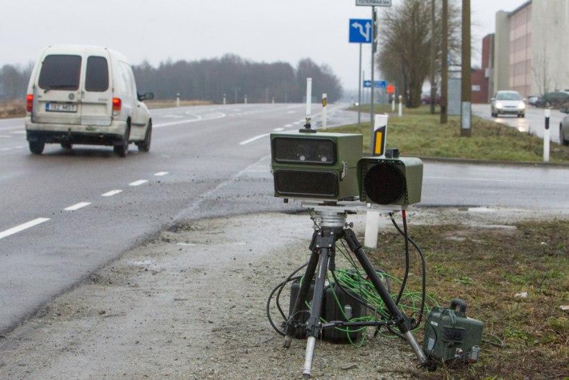 Google pani Eesti kiiruskaamerad paika