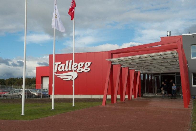 Talleggi tootmishoonest tuli lekkiva ammoniaagitoru pärast töötajad evakueerida