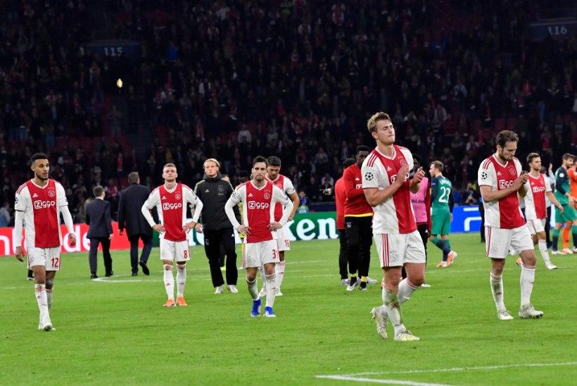 Imeline Ajax langes, aga lõbusa jalgpalli maaletooja Kloppi suur unistus võib täituda