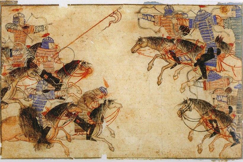 MINEVIKUHETK | 31. mai: Mongolid näitasid Kalka jõe lahingus võimu