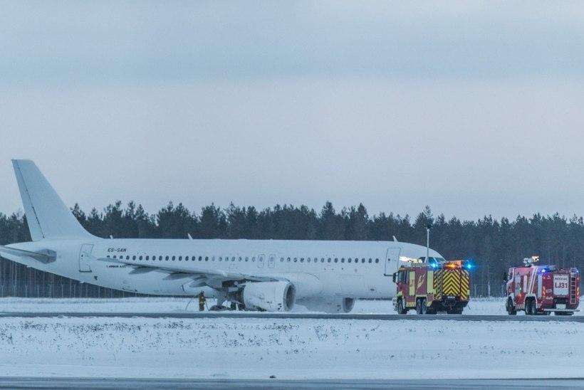 Küsimus | Miks lubatakse suurtel reisilennukitel teha harjutuslende Tallinna kohal?