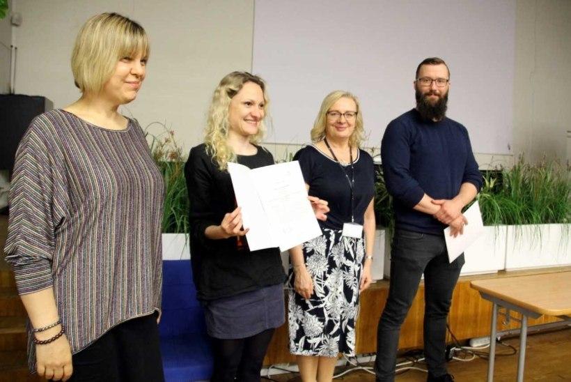 PAREM ABI VIGASTATUTELE: Ukraina tudengid õppisid Eestis tegevusteraapiat